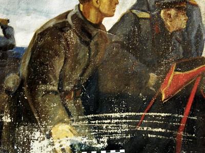 décrassage-en-cours-côté-gauche-400x300 Scènes de batailles soviétiques