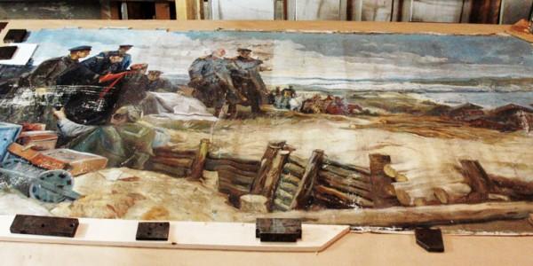 reprise-déformations-600x300 Scènes de batailles soviétiques