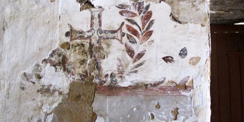 sondage-9-mur-sud-800x400 Chapelle du Linguez – Locquirec (29)